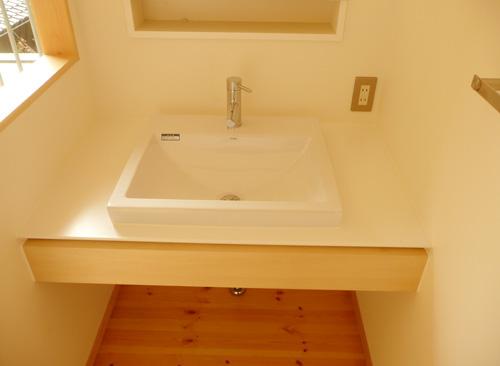 廊下手洗い台