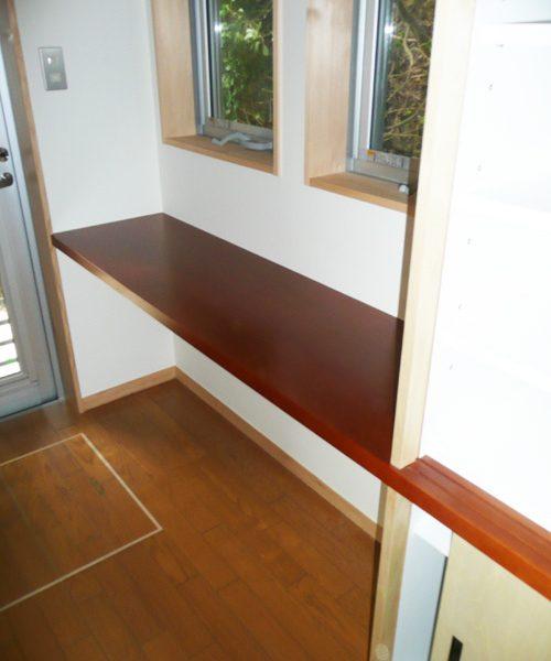 カウンター天板