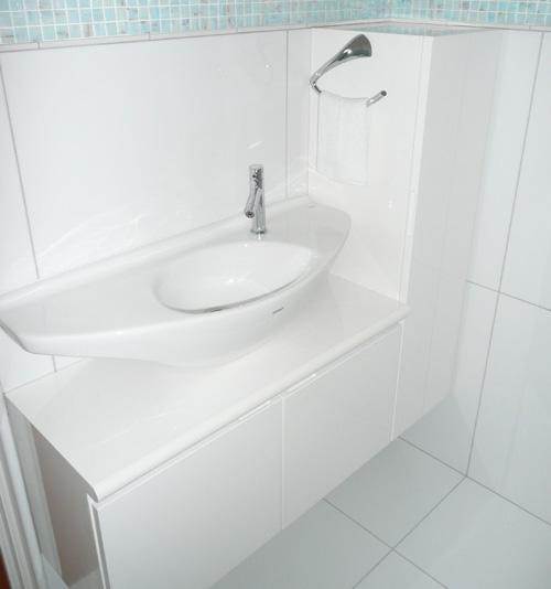 WC手洗い台